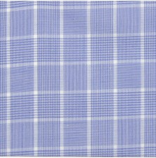 Blue Sandringham Wales Plaid