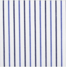 Blue Ranier Stripe