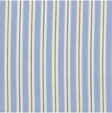 Blue Apollinaire Stripe